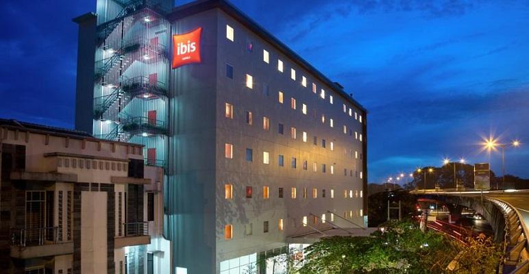 Daftar Hotel di Pasteur Bandung