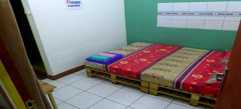 Hotel Murah Di Bandung Goda Gadu Hostel