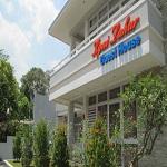 Hotel di Dago Bandung Kyai Luhur Guest House