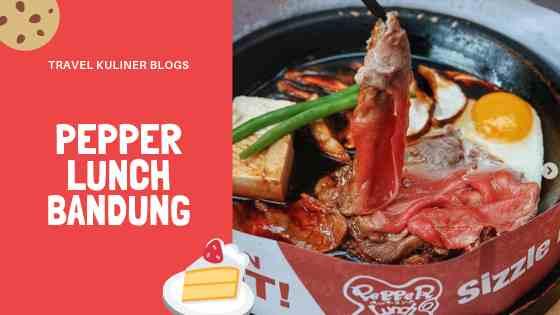 Pepper Lunch Bandung