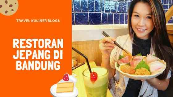 Restoran Jepang di Bandung