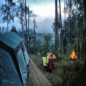 Wisata Alam Bandung Dusun Bambu Lembang