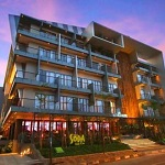 Hotel di Dago Bandung THE 101