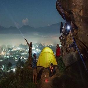 Wisata Alam Bandung Gunung Batu Lembang