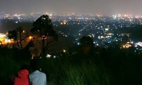 Wisata Alam Bandung Bukit Bintang