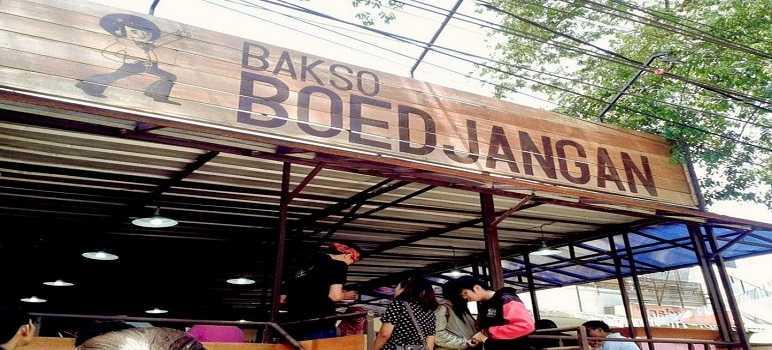 Bakso Boedjangan Bandung