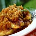 Makanan Khas Bandung Colenak Peuyeum