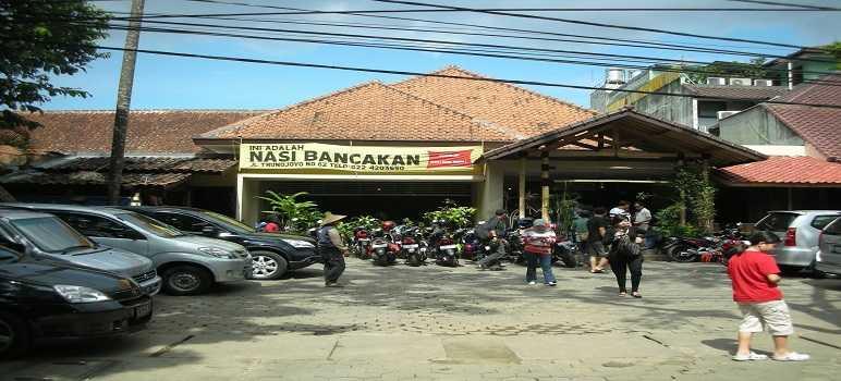 Nasi Bancakan Bandung