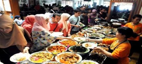 Daftar Harga Menu Nasi Bancakan Bandung