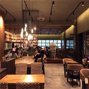 Tempat Nongkrong di Bandung Caffe Bene