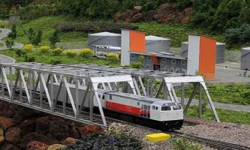 Wisata Taman Miniatur Kereta Api Lembang