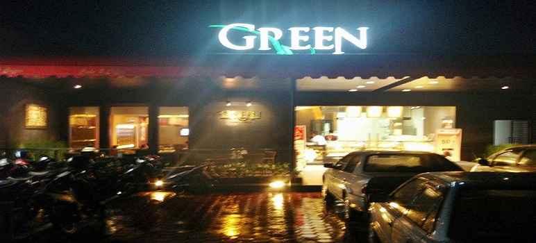 Green Cafe Bandung