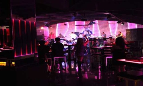 Queen Rose Lounge Bandung