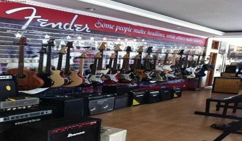 Toko Alat Musik di Bandung NADA