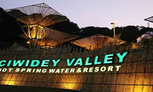 Ciwidey Valley Resort Hotspring Waterpark Bandung