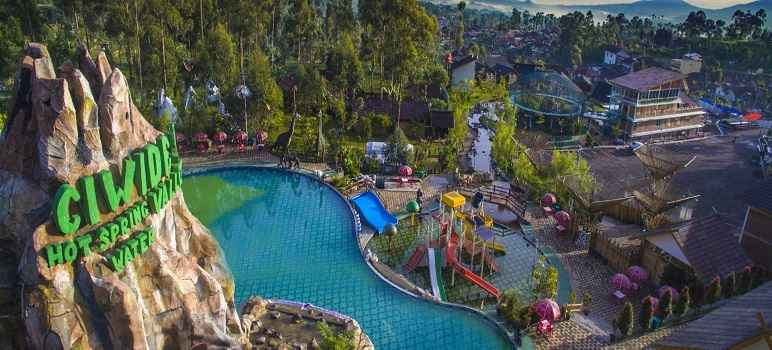 Ciwidey Valley Hot Spring WAter Park