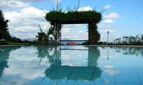 Kolam Renang Hotel Lembang Asri Resort