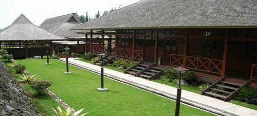 Fasilitas Patuha Resort