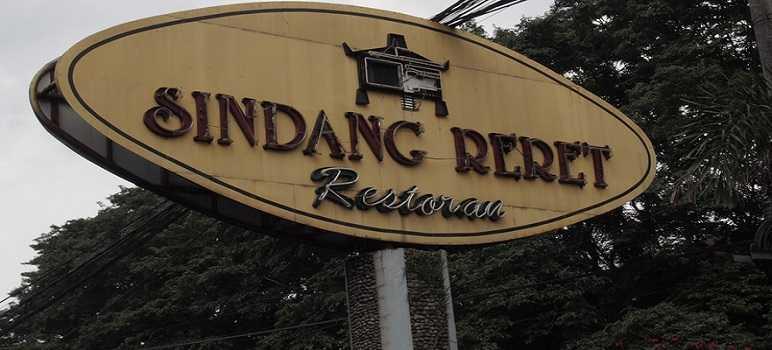 Rumah Makan Sunda Di Bandung