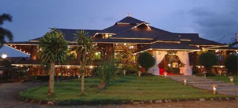 Rumah Makan Sunda Di Bandung Kampung Sawah Soreang