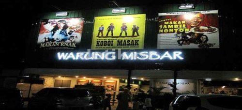 Warung Misbar Bandung