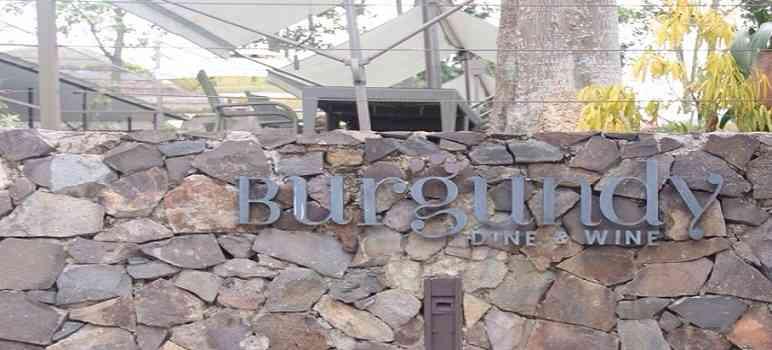 Burgundy Bandung