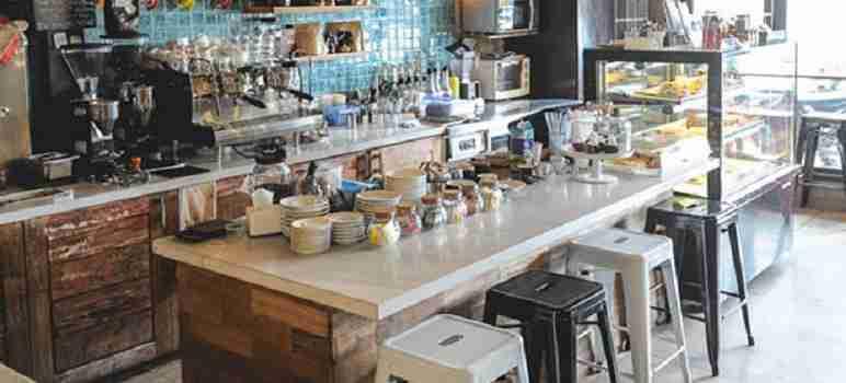 Fasilitas Noah's Barn Coffeenery Bandung
