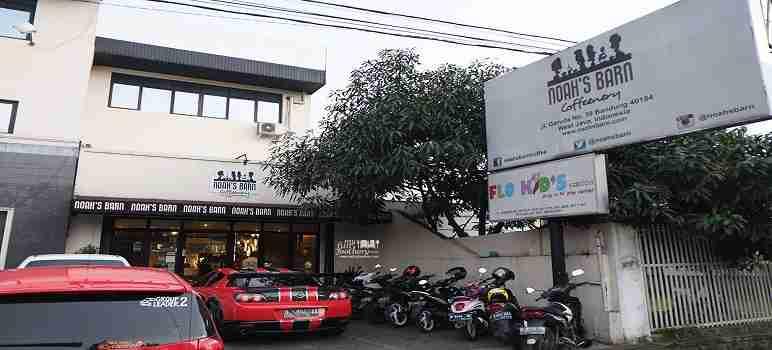 Noahs Barn Coffeenery Bandung