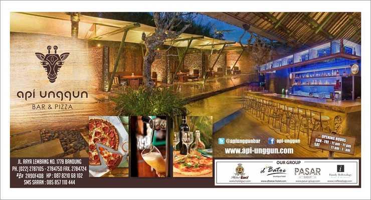 Menu Api Unggun Lembang Bar & Pizza