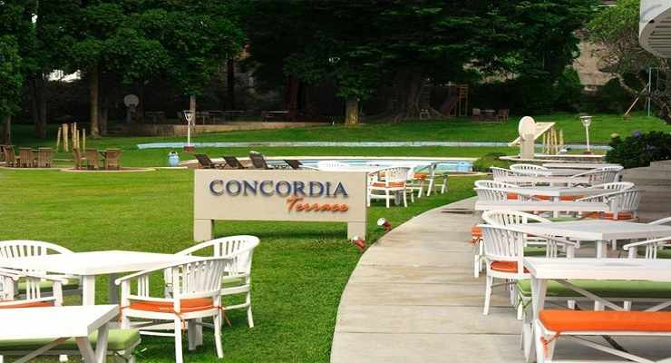 Restoran Corcordia Bumi Sangkuriang