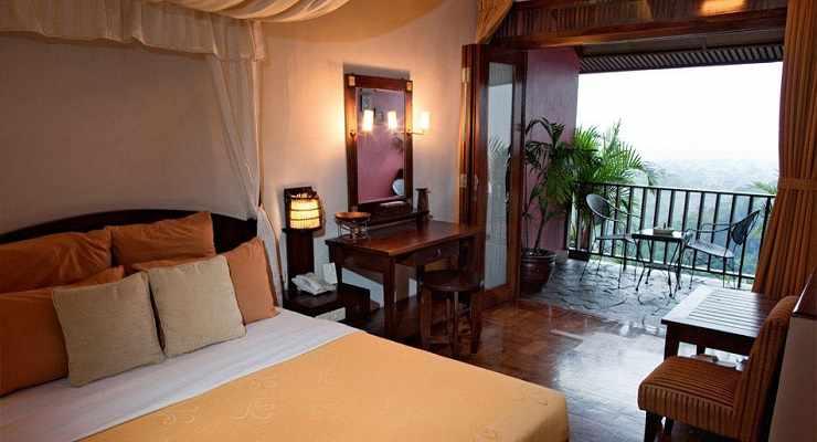 Kamar Hotel The Valley Bandung