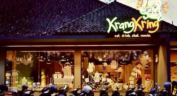 KrangKring Bandung Foodcourt