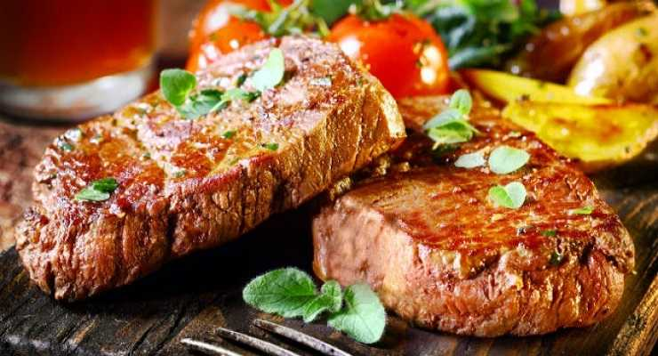 Menu Suis Butcher Steak House Bandung