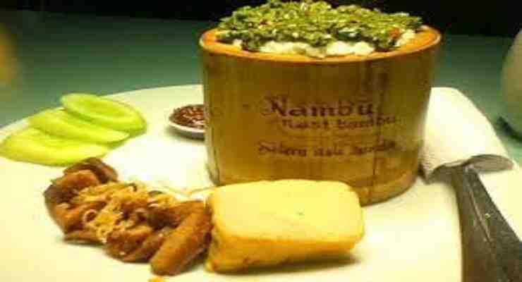 Menu KrangKring Bandung Foodcourt
