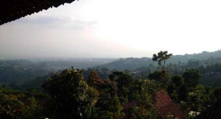 Pemandangan Alam di sekitar Dulang Resort & Resto