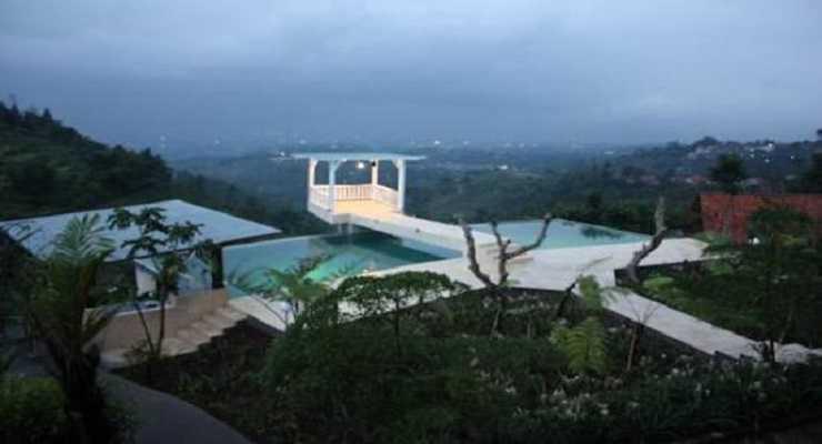 Kolam Renang Dulang Resort & Resto