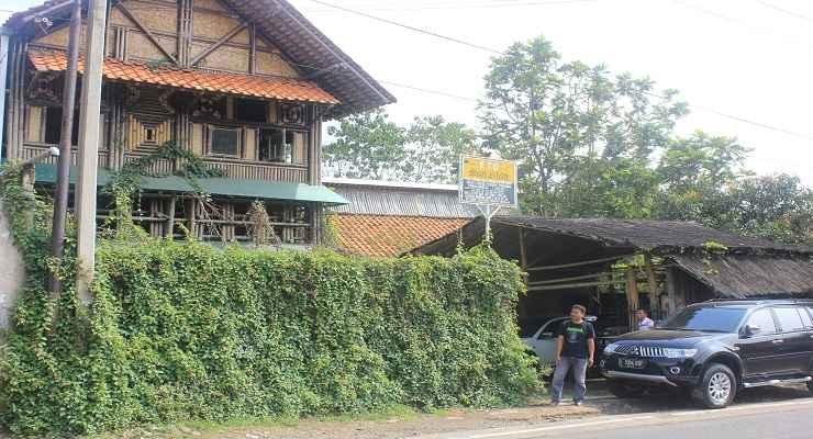Tempat Wisata di Ciwidey Bandung Selatan KTO SARI ALAM