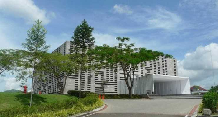 Masjid Al Irsad Satya Kota Baru Parahyangan