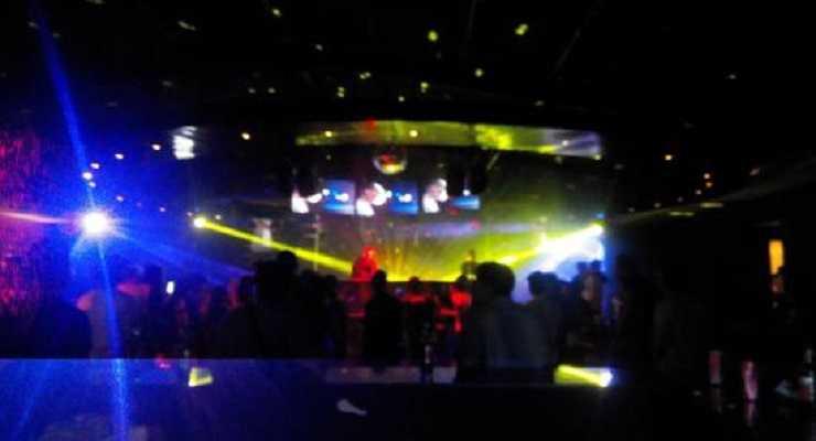 Suasana di Sobbers Bar & Resti