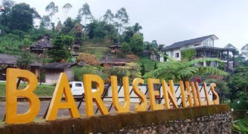 Barusen Hills Gambung Ciwidey Bandung