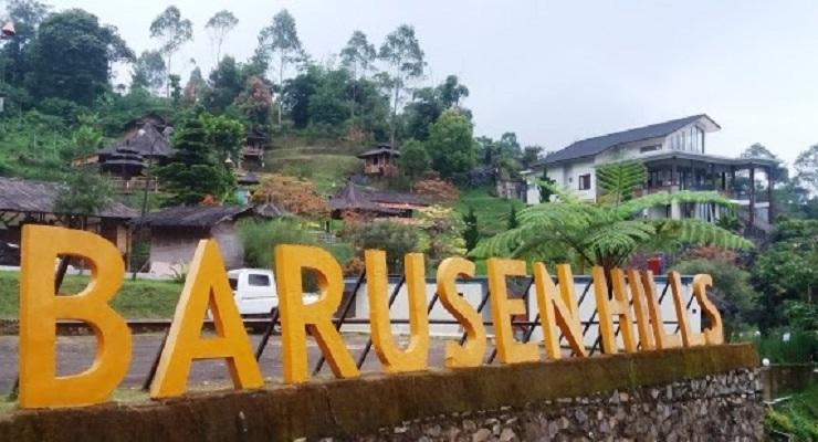 Barusen Hills Ciwidey Daya Tarik Wisata Fasilitas Harga