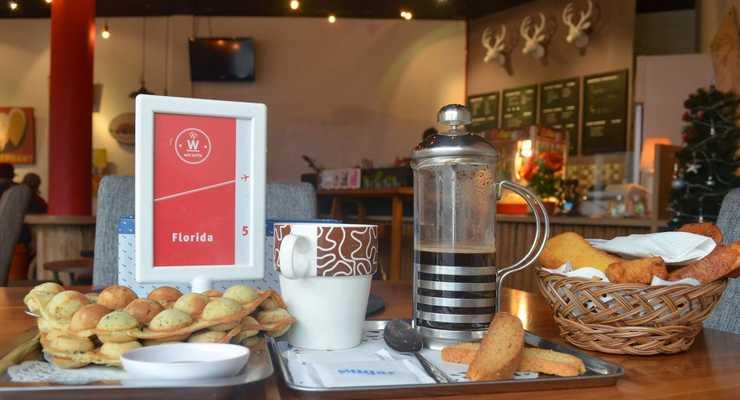 Menu Wiki Koffie Braga Bandung
