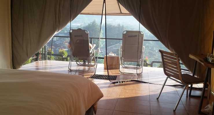 Kamar Trizara Resort Lembang Bandung