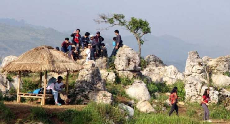 Stone Garden Geo Park Citatah Padalarang