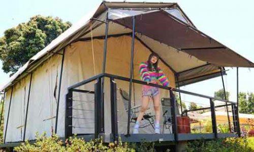 Glamping Trizara Resort Lembang Bandung