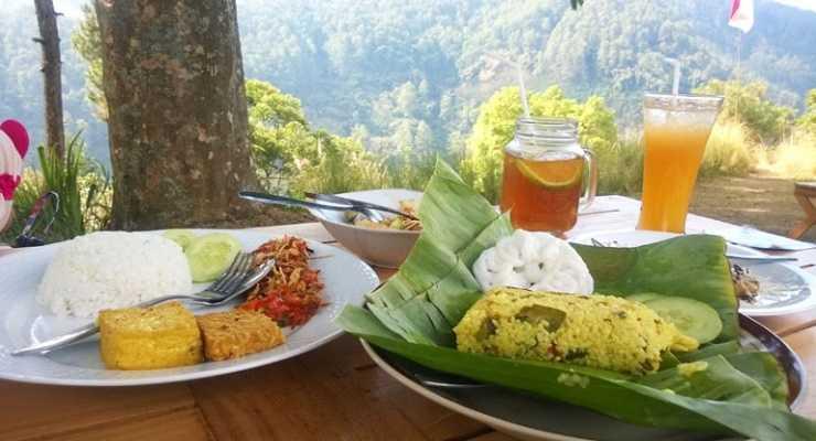 Menu Cafe D'Pakar Bandung