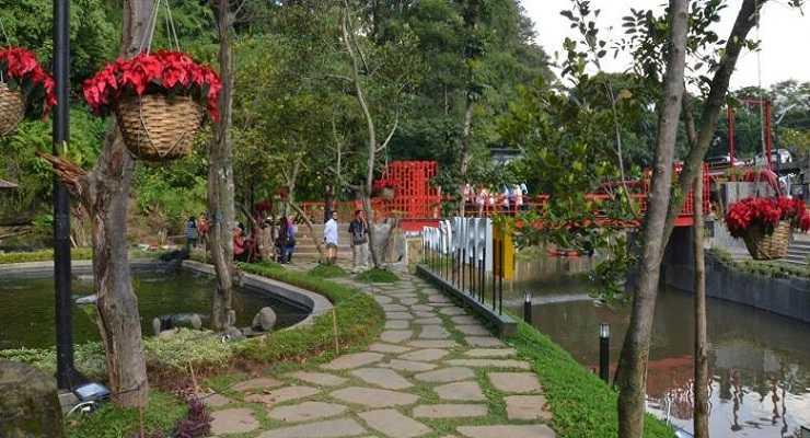 Taman Teras Cikapundung Bandung