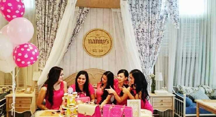 Nanny's Pavilon Bandung