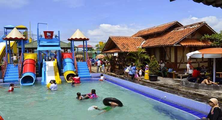 waterboom Villa Kancil