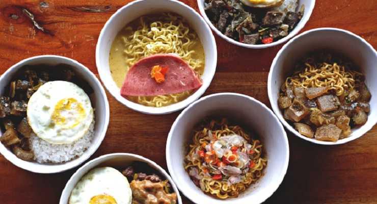 Menu Warunk Upnormal Bandung